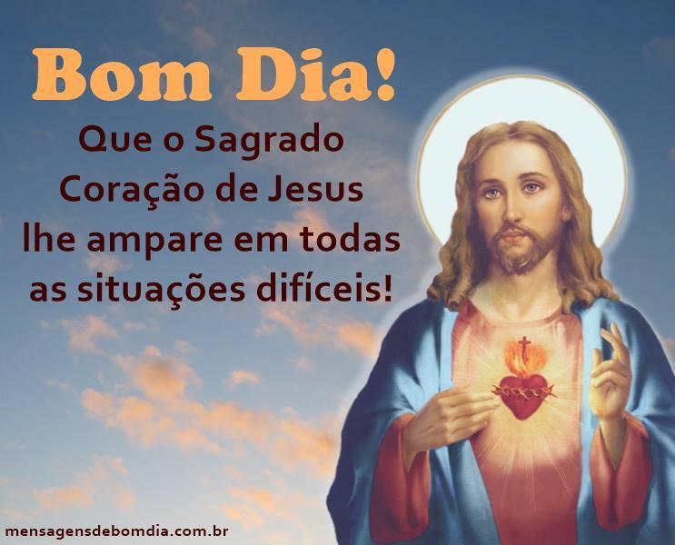 Imagens de Bom Dia Com Jesus cristo