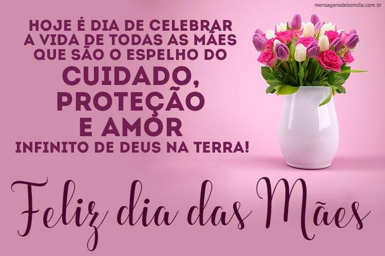 Mensagem Para O Dia Das Mães Mensagens De Bom Dia