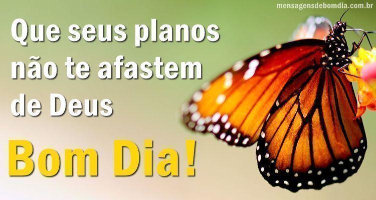 Bom Dia junto com Deus!