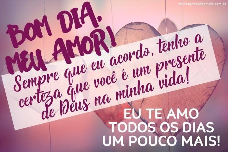 Bom Dia Pra Vc Amor: Imagens De Amor