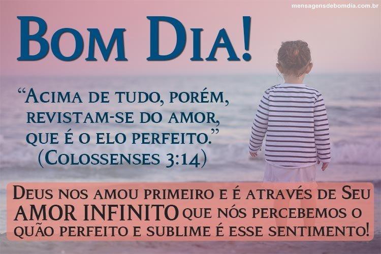 Mensagem Bíblica de Amor