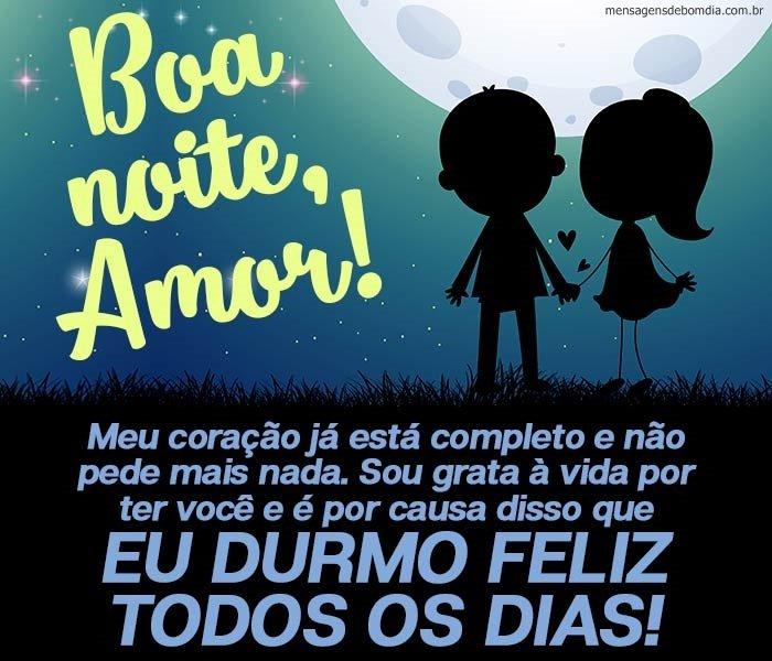 Boa Noite Amor