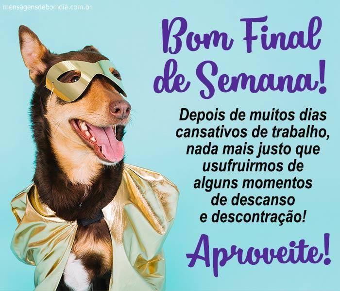Original Frases De Bom Dia Fim De Semana