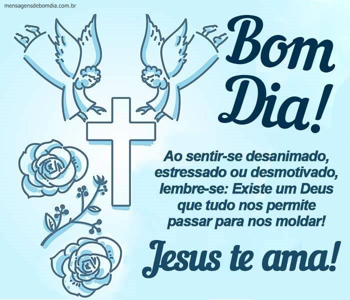 Bom Dia, Jesus te ama