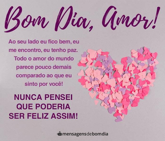 Bom Dia Meu Amor Página 2 Mensagens De Bom Dia