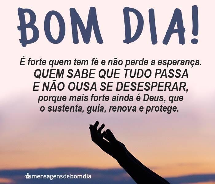 Bom Dia, Fortaleza é Calmaria