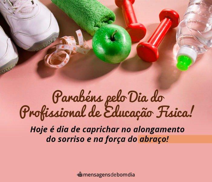 Dia do Profissional de Educação Física (01/09)