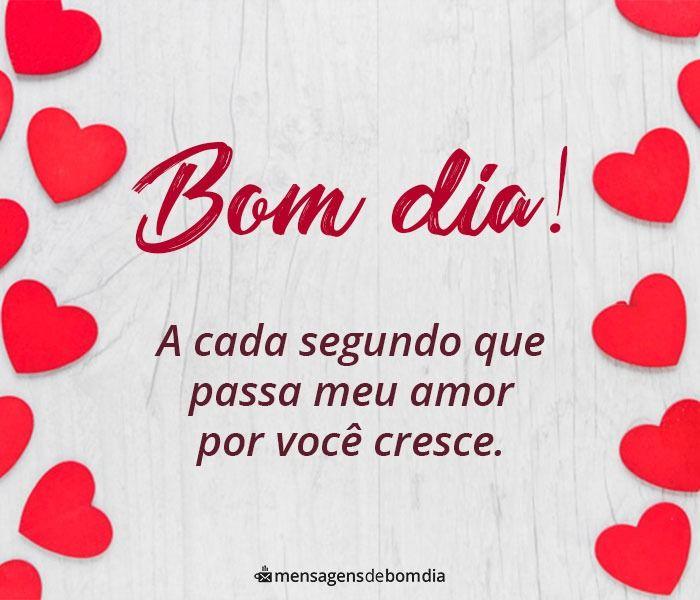 Bom Dia Com Coração Para Iniciar O Dia Com Amor