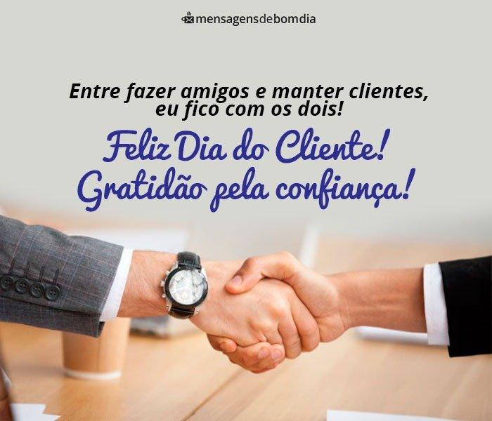 Feliz Dia do Cliente - Frases para Mostrar Gratidão e Profissionalismo (15/09)