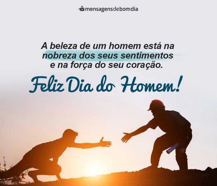 Feliz Dia Internacional do Homem: Parabenize Quem Ama!