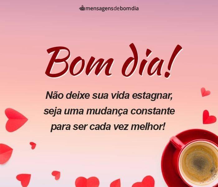 Bom Dia com Café e Amor!