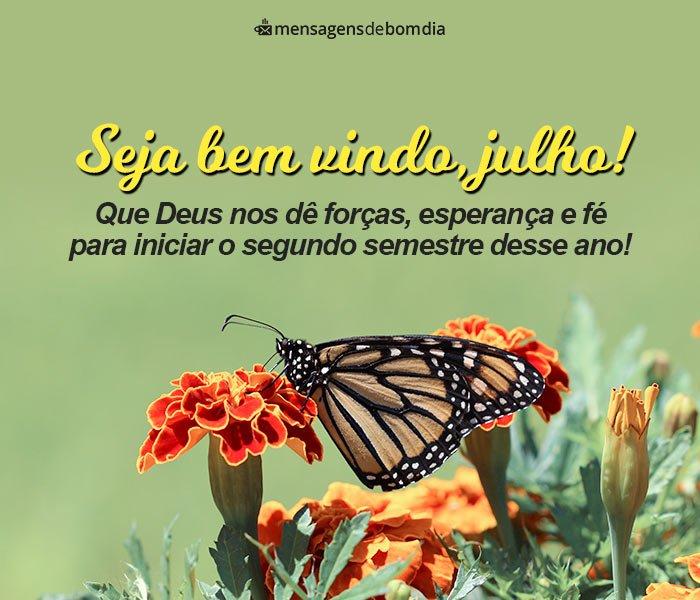 Que Deus nos Dê Forças, Esperança e Fé