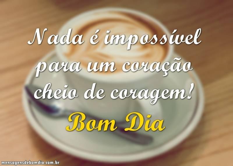 Nada é impossível!