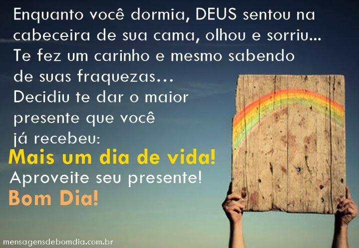Presente de Deus!