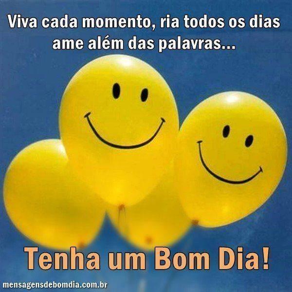 Te Desejo um Bom Dia!
